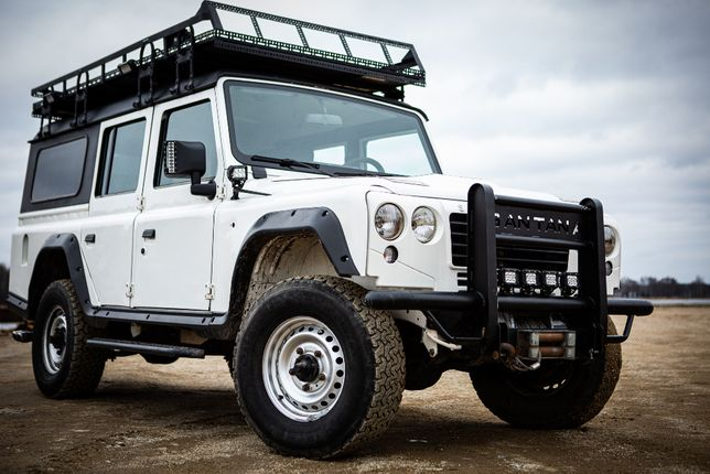 Santana Anibal PS10 4x4, off-road, Land Rover Defender 110, Patrol