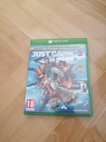 Just cause 3 pl xbox one