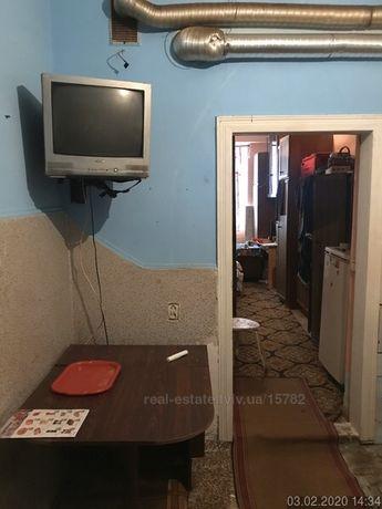 Продаж 1 кімн кв Б Хмельницького (центр) 27000$