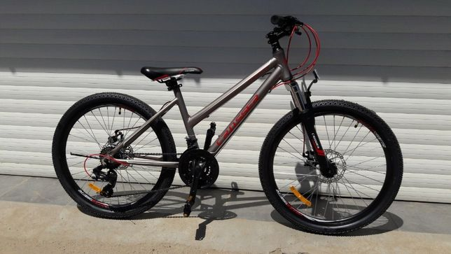 НОВЫЙ велосипед алюминий Crosser 24  26 Shimano Кроссер Giant