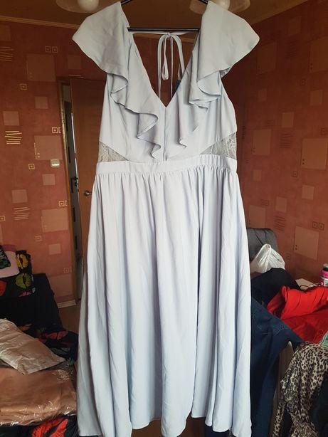 Piękna sukienka babyblue firmy ASOS!!