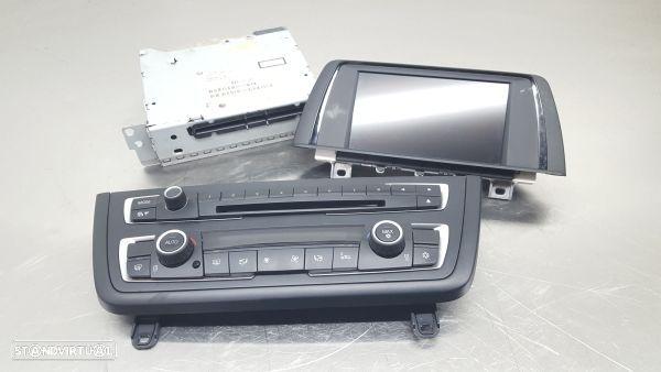 Auto Rádio Gps Bmw 3 (F30, F80)