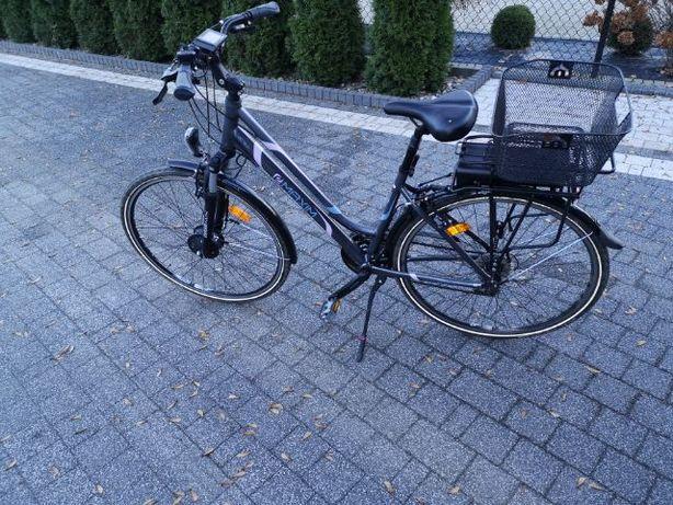 "Rower MAXIM 28"" EMT 2.4 Damski Elektryczny"