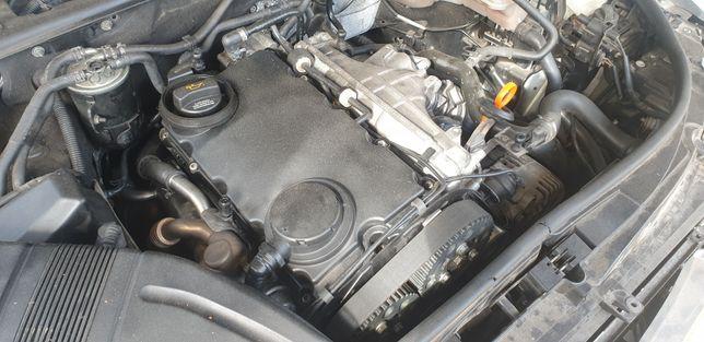 Silnik blb audi a4b6 140km 2.0tdi na części