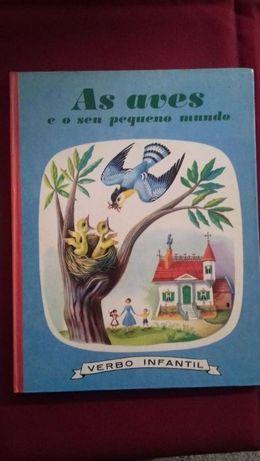 Livro VERBO Infantil-As Aves e o seu Pequeno Mundo