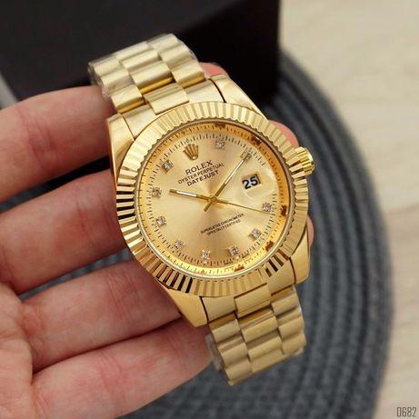 Zegarek Rolex Date Just 067 New All Gold