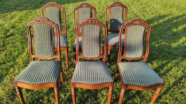 6 krzeseł Antyki