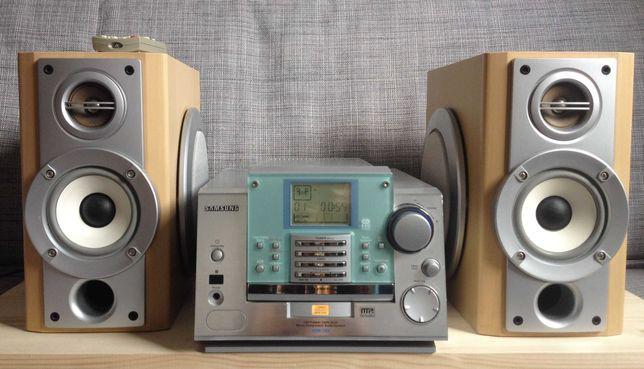 Samsung mm-zb9  mikro wieża AUX/CD MP3/RADIO/TAPE