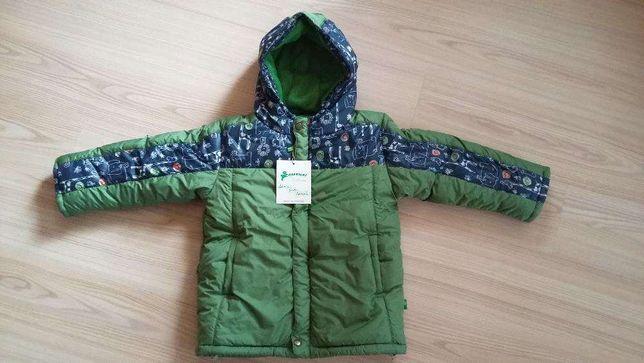 Зимняя куртка Famenki рост 104-110