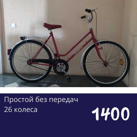 Дамские (женские) городские велосипеды из Германии б/у