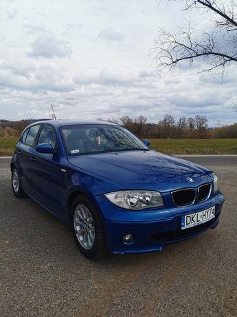 BMW seria 1 E87 2.0D 163KM