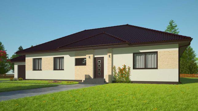 Ciepły i solidny dom w 2 miesiące na działce klienta MP3, Wielkopolska
