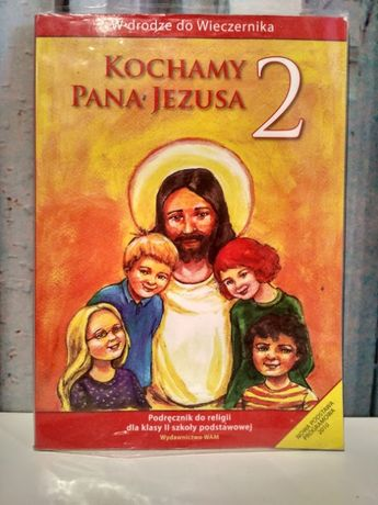 Religia książka 2 klasa