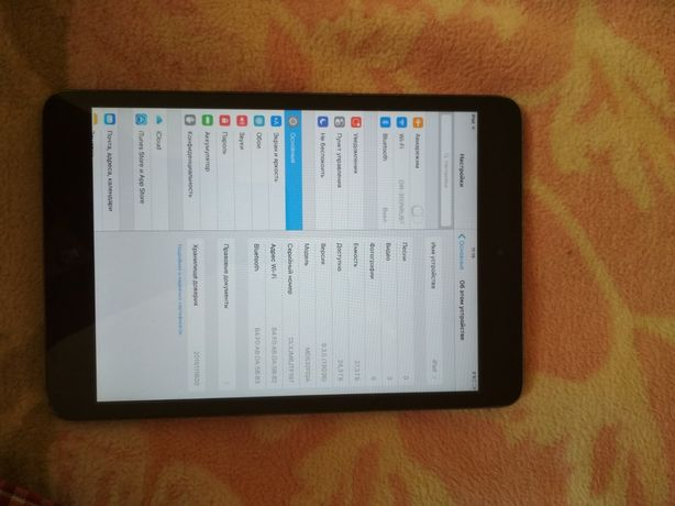 iPad 4 mini планшет телефон