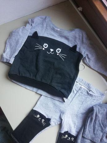 Komplet H&M kotek