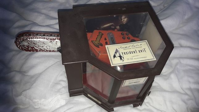 Resident evil ps2 chainsaw controller