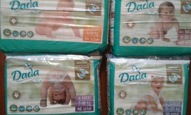 Подгузники памперсы Дада Dada 9 мрн (рынок), Лушпы, Черепина
