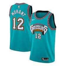 Jersey Oficial Memphis Grizzlies Ja Morant