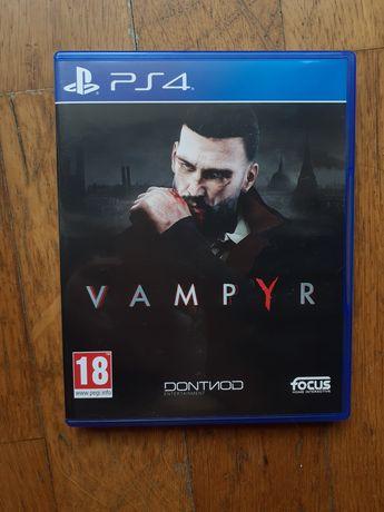 Jogo Vampyr para ps4