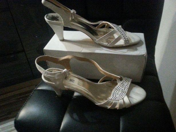 Sandały obcas 41 nowe