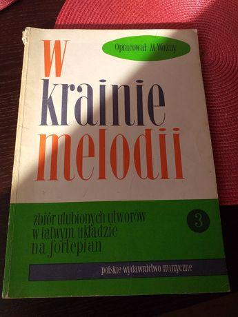 W krainie melodii- zbiór utworów na fortepian