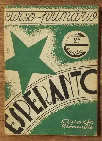 curso primário de esperanto, adolfo trémoville