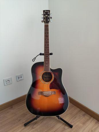 Guitarra Electro Acústica Ibanez AW300ECE