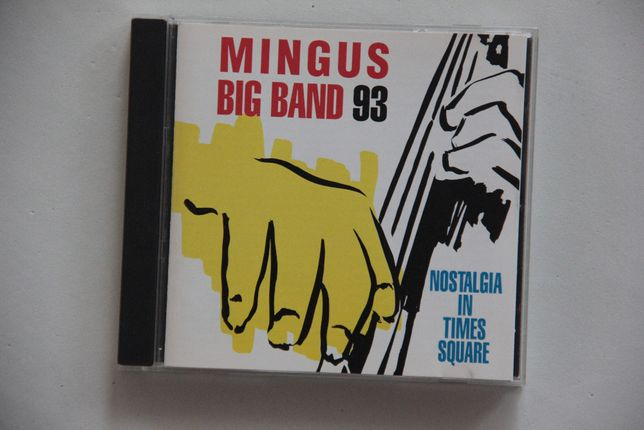 MINGUS JAZZ NOSTALGIA in times square Mingus Big Band CD 1993 Kanada
