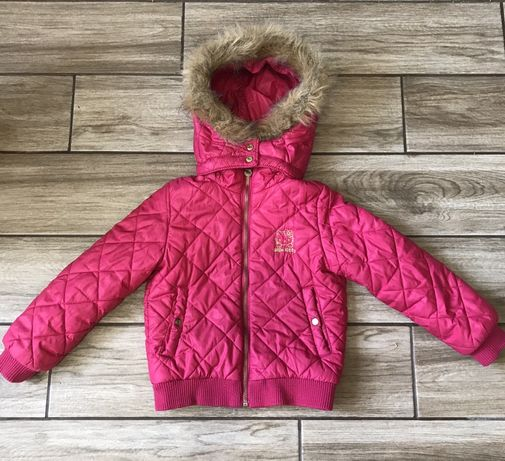 Курточка H&M деми. 5-6лет