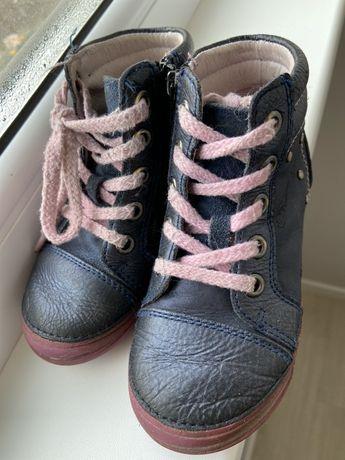 Демисезенные ботинки
