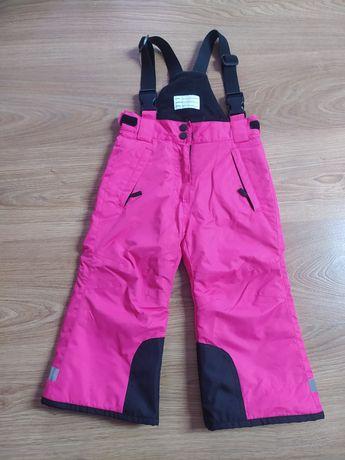 Grube zimowe spodnie r. 92