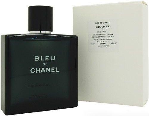 Chanel Bleu de Chanel 100 мл Тестер Оригинал Блю де Шанель