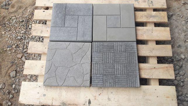 płytki chodnikowe betonowe. różne formy. Producent.WYPRZEDAŻ.DOSTAWA