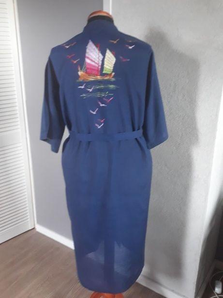Szlafrok kimono roz.L, XL