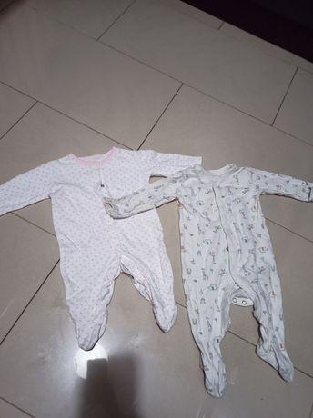 Pajacyk niemowlęcy nowy różne rozmiary