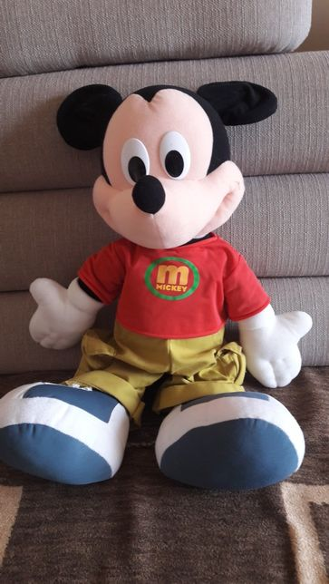 Maskotka Jumbo Mickey Fisher-price