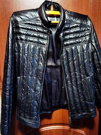 Кожанная куртка RITTER размер 52 xl