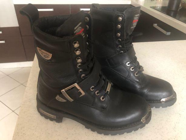 Байкерские ботинки Milwaukee® 41 размер