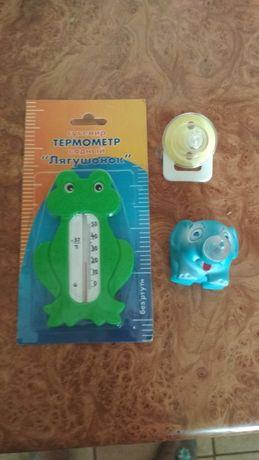 Пустишка і слоник для носа водн й термометр