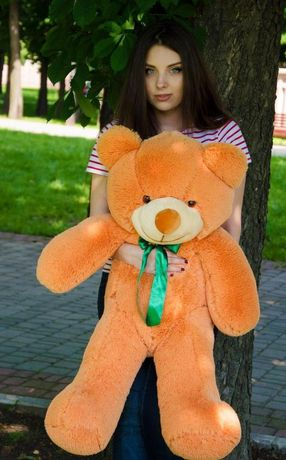 100 см Плюшевый Медведь Большой Мишка Мягкая Игрушка Плюшевый Мишка