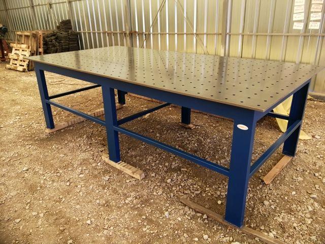 Stół spawalniczy SOLIDNY 1500x3000 BLACHA 12mm Lubicz Dolny - image 1