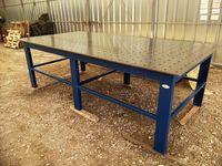 Stół spawalniczy SOLIDNY 1500x3000 BLACHA 12mm