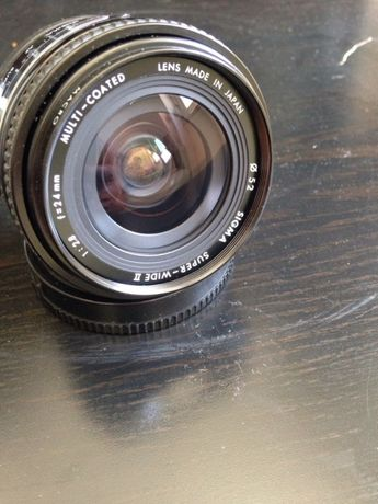 Sigma 24mm 2.8 Sony A-mount Full Frame