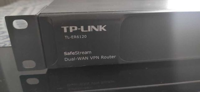 Tp-link router vpn tl-er6120