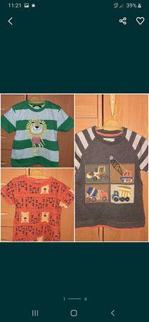 Koszulki T-shirty rozmiar 86/92