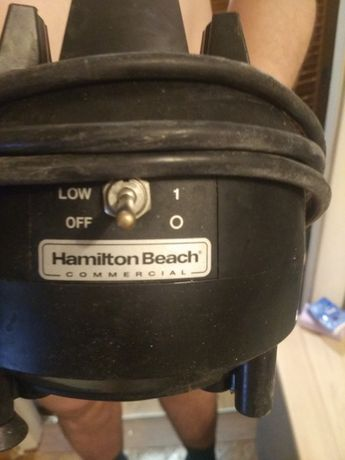 База блендера Hamilton Beach HBB908-CE