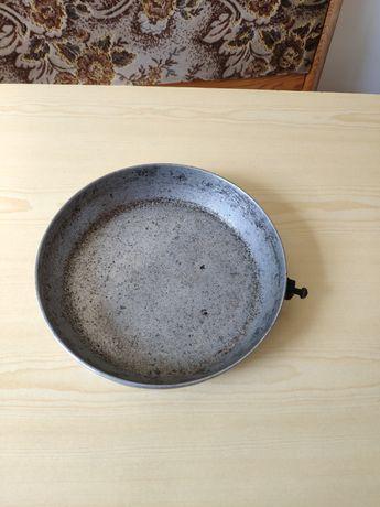 Сковорода диаметр 20 см. Из пищевого алюминия. Производство СССР.