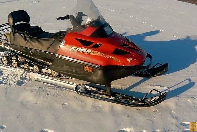 Продам Снегоход Тайга 500.