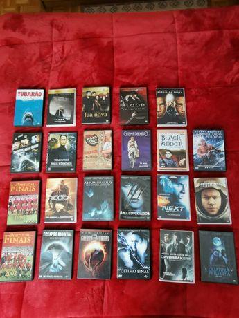 Vários DVD's de vários filmes todos originais