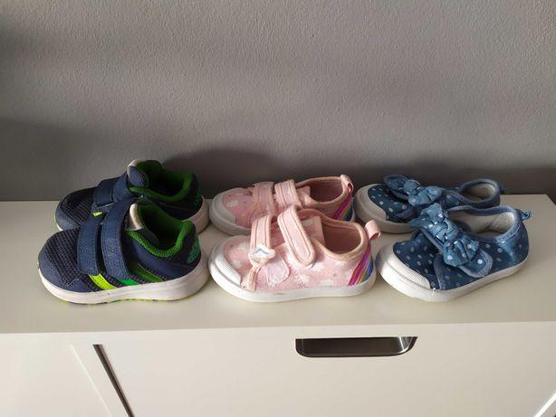 Butki dla dziewczynki